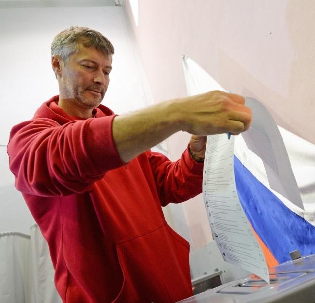 выборы мэра Екатеринбурга: Фото