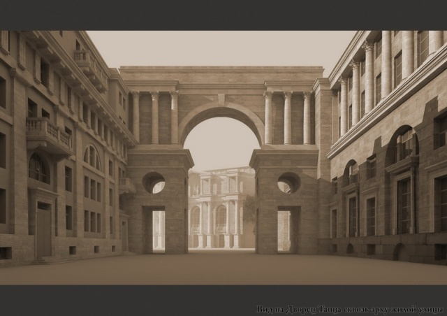 Проекты зданий судов, Архитектурная мастерская М. Атаянца: Фото