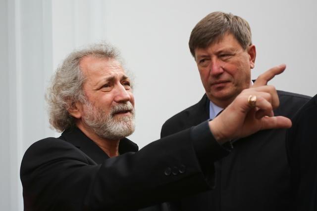 Полтавченко в академии Эйфмана: Фото