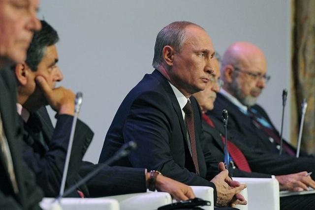 Заседание международного дискуссионного клуба «Валдай»: Фото