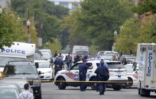стрельба в Вашингтоне: Фото
