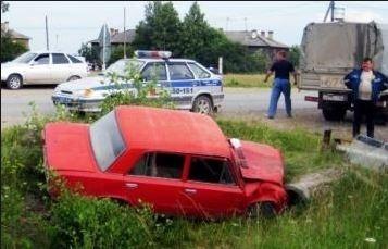 На Пулковском шоссе иномарка сбила женщину-пешехода: Фото