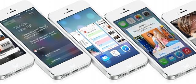 Выход новой Ios 7 для Iphone  : Фото