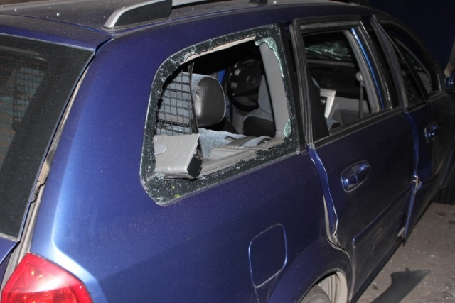 Взрыв в автомобиле на Почтамтской улице 8 сентября: Фото