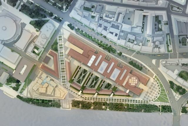 Проекты зданий судов, ЗЕМЦОВ, КОНДИАЙН И ПАРТНЕРЫ: Фото