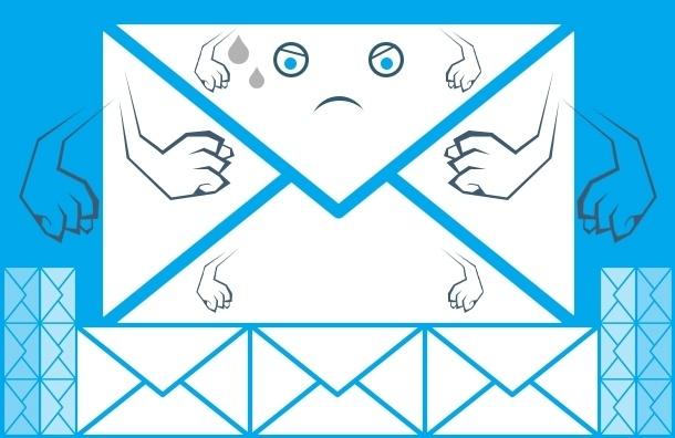 Как  письма в интернете решают бытовые проблемы