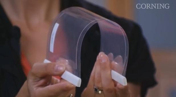 Гибкое стекло