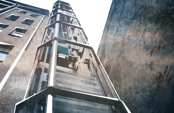 Районы Петербурга с самыми ужасными лифтами в домах