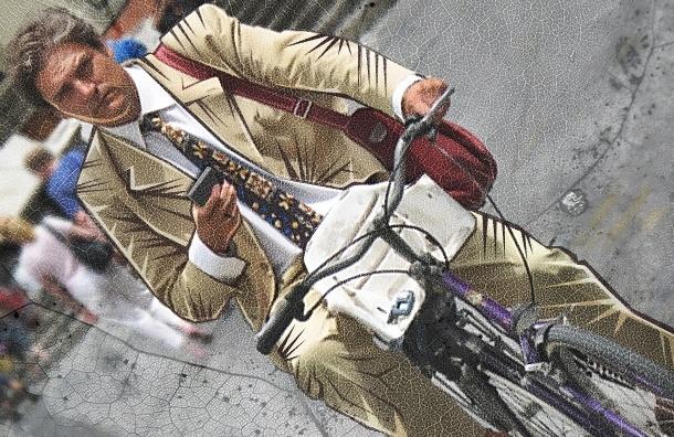 От путеводителей по спальным районам до куртки со светодиодами — новое для велосипедистов Петербурга
