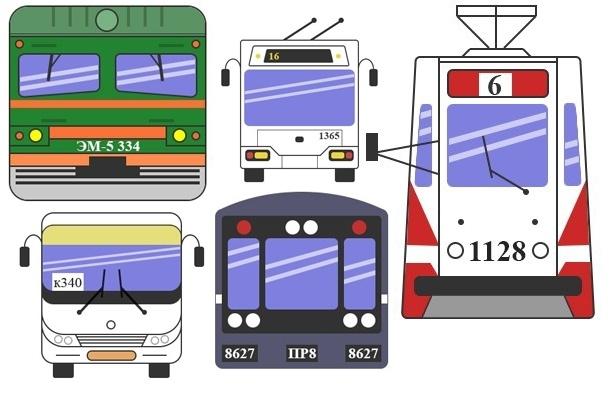 Самый изношенный транспорт в Петербурге — метро, самый свежий — аквабусы