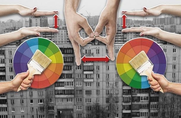 Дизайн-код для Петербурга: вертикальные окна, брандмауэры и никаких светильников