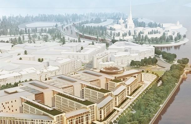 Проекты судейского квартала в центре Петербурга: «за» и «против»