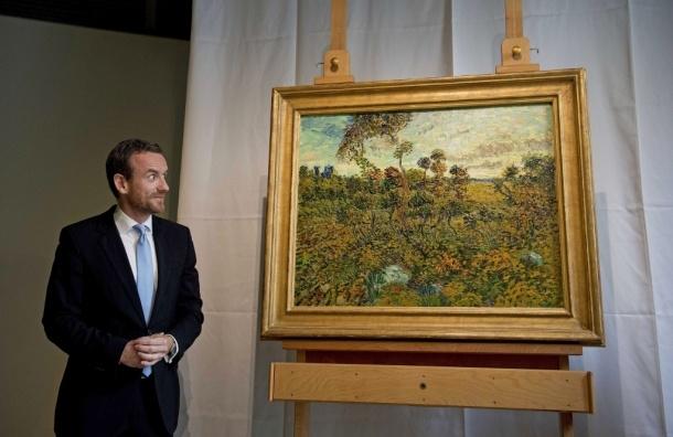 Амстердамский музей Ван Гога нашел новую картину художника