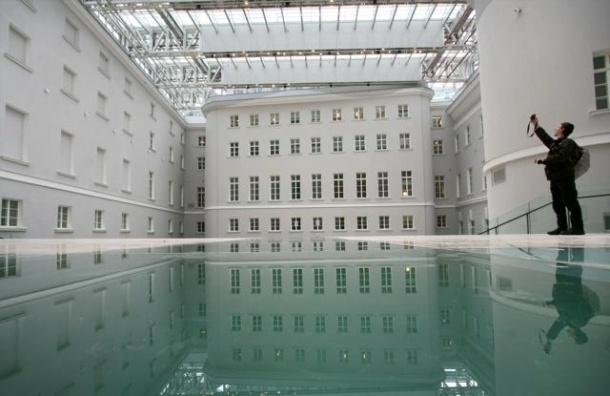 При реконструкции Эрмитажа похищено 50 млн рублей