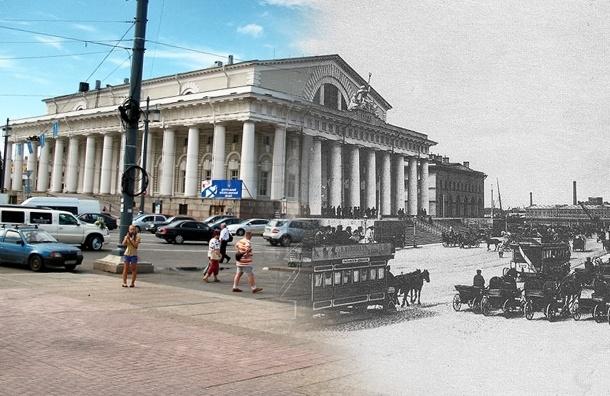 Районы дореволюционного Петербурга и их перерождение