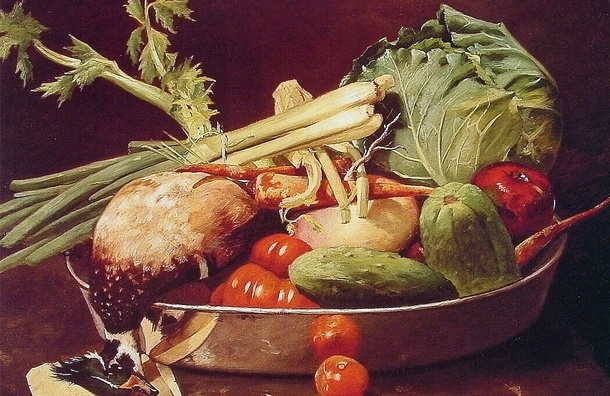 Топ 5 полезных овощей