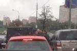 Участники бизнес-кортежа избили водителя в центре Москвы