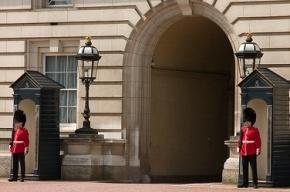 В Букингемском дворце арестованы двое мужчин