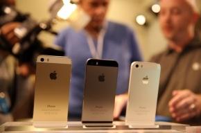 Цена на золотой iPhone 5S в России выросла до 115 тысяч рублей