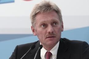 Песков назвал результат Навального на выборах мэра сиюминутным