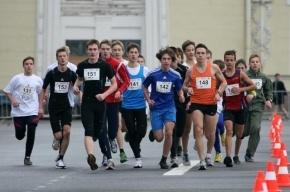 Два легкоатлетических пробега перекроют движение в Петербурге