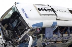 Автобус с туристами перевернулся в Египте, пострадали трое россиян