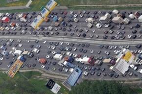Пробки в Москве достигли максимума – 10 баллов