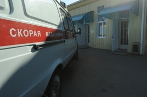 В Омске водитель иномарки сбил двух детей