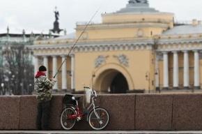 В Петербурге запретили рыбалку на время саммита G20