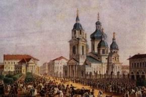 Взорванная церковь Спас-на-Сенной восстановлению не подлежит