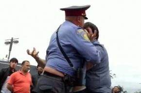 Завершено следствие по делу о халатности экс-полицейских на Матвеевском рынке