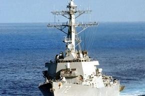 В Средиземном море запущены две баллистические ракеты