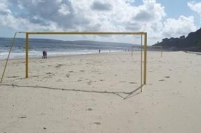 Сборная России вышла в финал чемпионата мира по пляжному футболу