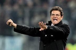 Капелло позвал в сборную восемь зенитовцев, но не Аршавина