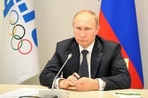 Путин недоволен обслуживанием в аэропорту Сочи