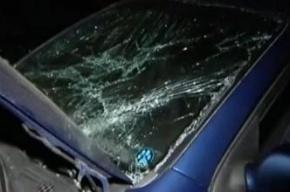 Взрыв в автомобиле в Петербурге произошел во время игры подростков