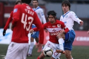Московский Спартак разгромил ЦСКА со счетом 3:0