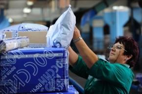 «Почта России» в Петербурге будет работать 24 часа в сутки