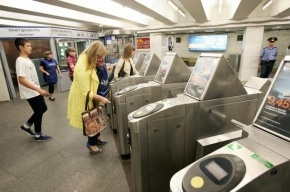 Петербургский метрополитен вводит новые правила для пассажиров
