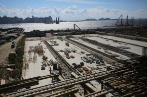 Смольный объявил о проектировании намыва на Крестовском острове