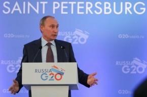 Владимир Путин пообещал помочь Сирии в военном конфликте