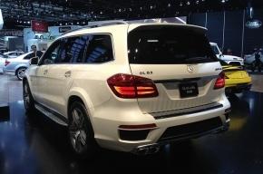 В Москве из автосалона украли Mercedes за 7,7 млн рублей