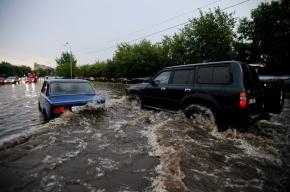 В Москве с начала сентября выпала половина месячной нормы осадков