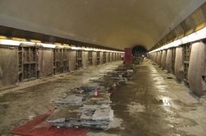 Станция метро «Петроградская» откроется после капремонта 15 ноября