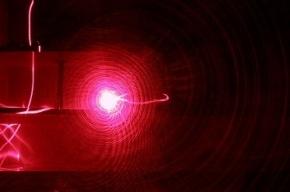 В «Пулково» неизвестные пытались ослепить лазером пилота