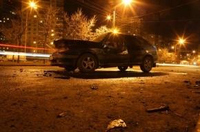 Пять человек пострадали в массовом ДТП в Ленобласти