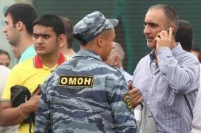 На Сенном рынке проводят проверку полиция и УФМС