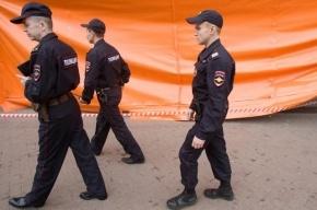 Около 30 хулиганов в масках напали на склад в Москве