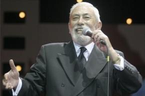 Вахтанг Кикабидзе отказался выступить на концерте в Кремле