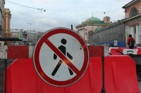 Смольный не согласовал митинг в защиту Петербурга на Конюшенной площади